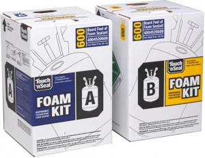 Foam Kit 600 SR (заливка)