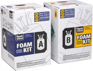 Foam Kit 600 (напыление)