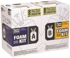 FoamKit 1000 (низкая плотность)